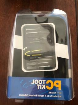 I CONCEPTS 11 Piece PC Tool Kit VTG Rare Electronics Repair