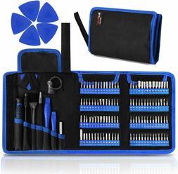 126 in 1 Precision Screwdriver Set, Professional Electronics