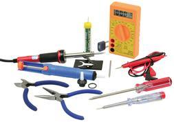 12pc electronics tool kit soldering iron solder