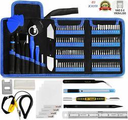 136 in 1 Electronics Repair Tool Kit Professional Precision