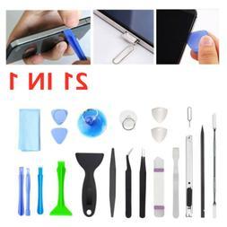 21pcs Repair Tool Kit Set for Electronic Mobile Device iPhon