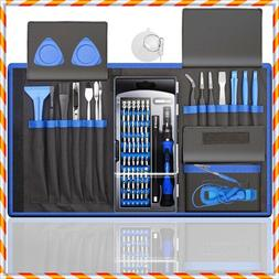 80 in 1 Pro Repair Tool kit Electronics Smartphone Tablet Co
