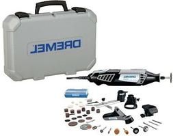 Dremel Corded Rotary Tool Kit 34 Accessories Variable Speed