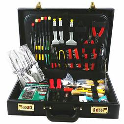 Electronics Repair Toolkit with Briefcase - Includes Digital