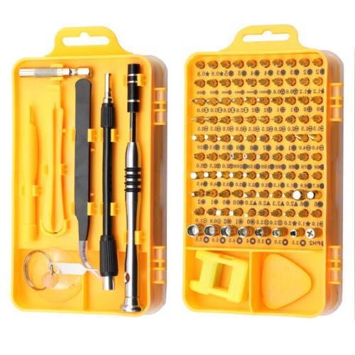110 1 Magnetic Precision PC Phone Repair Tool Kit