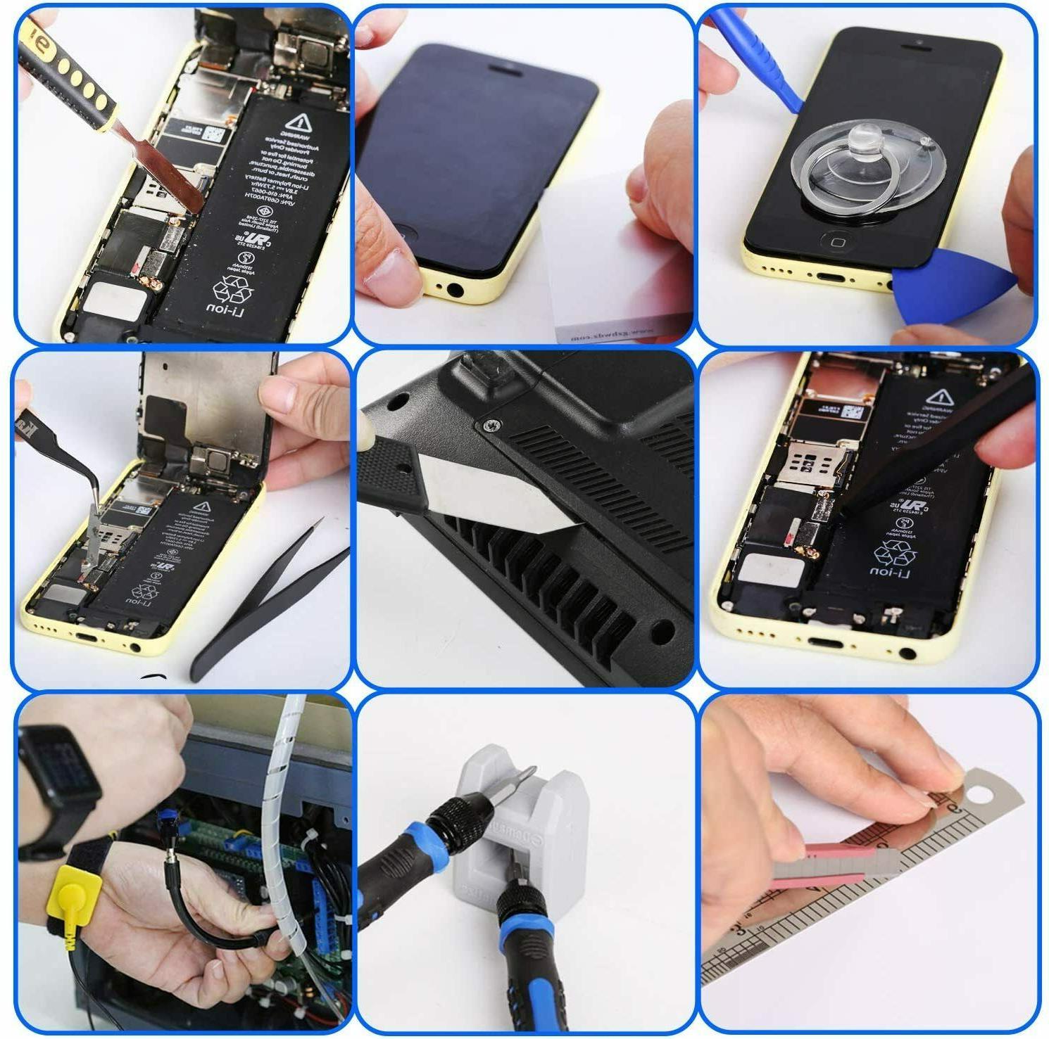 Kaisi Electronics Tool Kit Professional