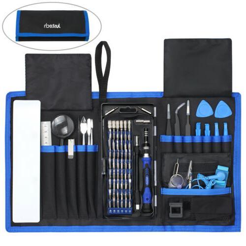 82 repair tool kit precision screwdriver set