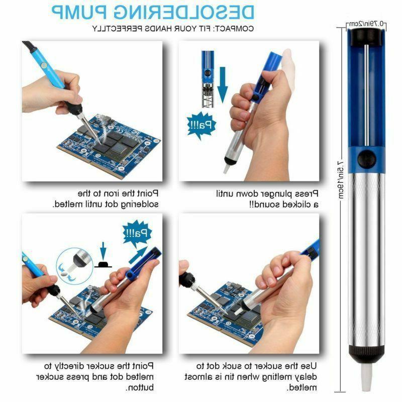 Electronic Tool Kit Welding Gun Adjustable