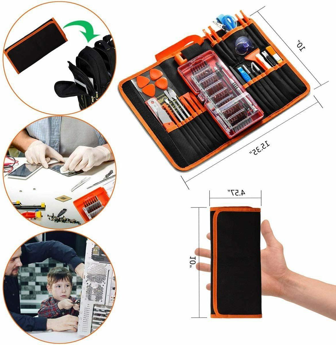 90pcs Repair Kit Screwdriver Set for PC Phone