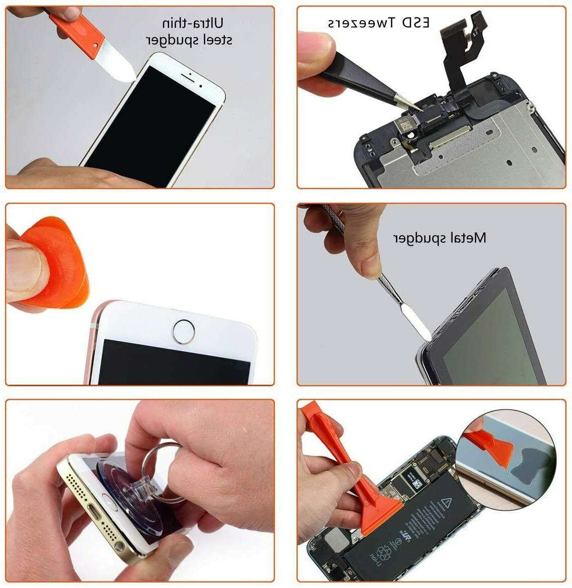 90pcs Kit Screwdriver Set PC iPhone Phone
