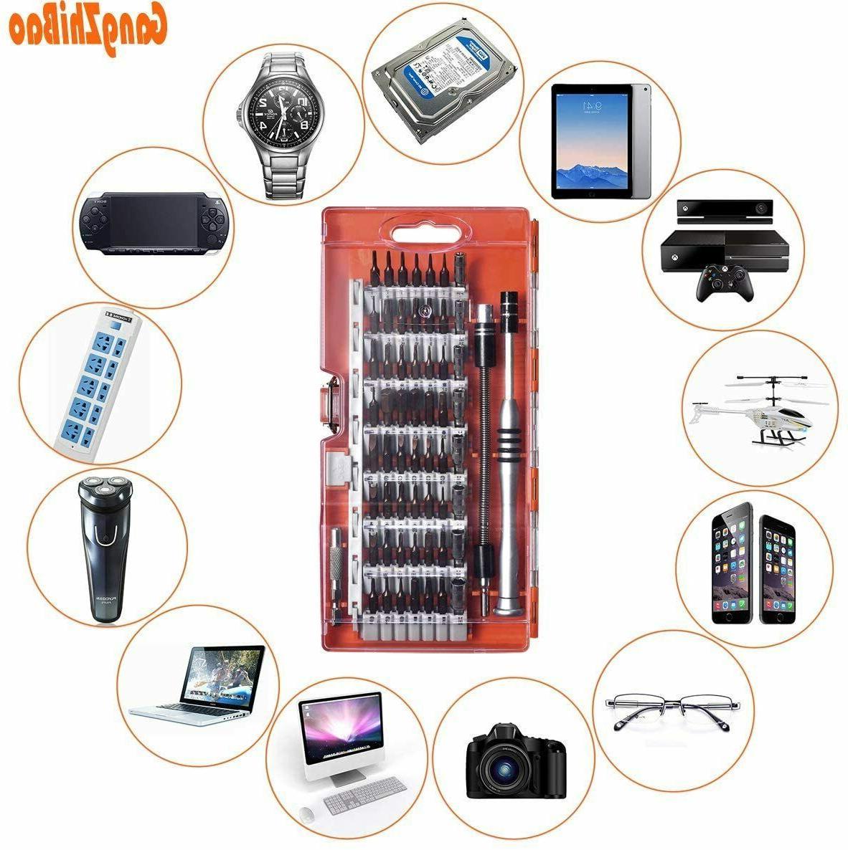 90pcs Electronics Tool Kit PC