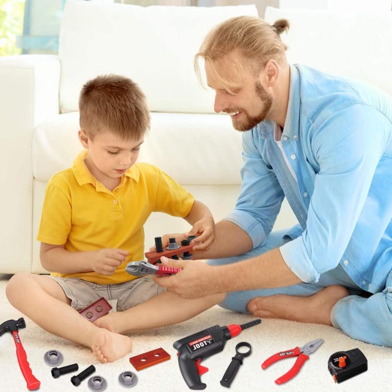 KIDS KIT Drill Toy Toddler Tools