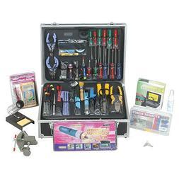 Professional Electronics Tool Kit 100 Pieces