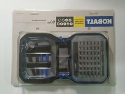 TOOL KIT KOBALT 50-Pc Small Electronics Repair Screwdriver B